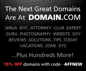 Domain TLDs Medium Rectangle