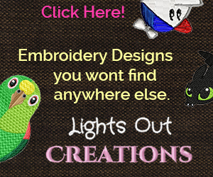 Lights Out Creations Medium Rectangle